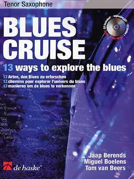 BLUES CRUISE SAX TENOR