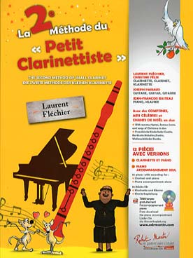 2ème METHODE DU PETIT CLARINETTISTE