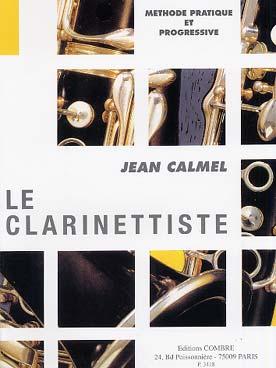 CALMEL LE CLARINETTISTE