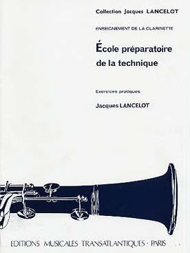 LANCELOT ECOLE PREPARATOIRE TECHNIQUE