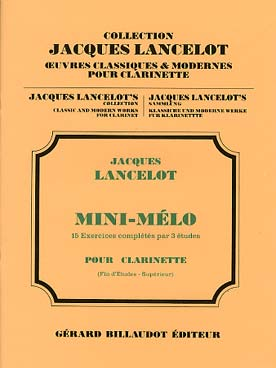 LANCELOT MINI-MELO