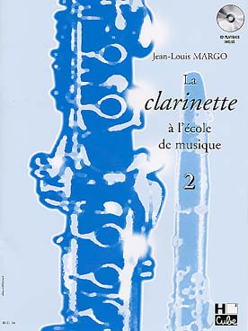 MARGO LA CLARINETTE VOL 2