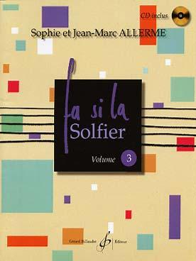 FA SI LA SOLFIER VOL 3