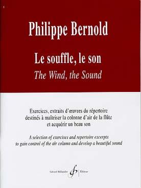 BERNOLD LE SOUFFLE LE SON