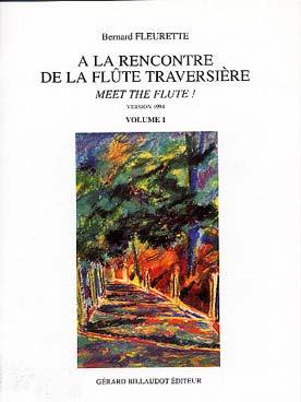 A LA RENCONTRE DE LA FLUTE VOL 1