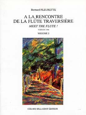 A LA RENCONTRE DE LA FLUTE VOL 2