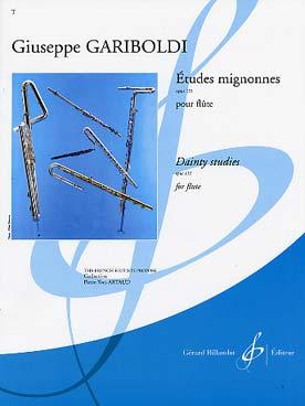ETUDES MIGNONNES OP 131