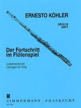 KOHLER PROGRES FLUTE VOL 1