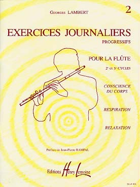EXERCICES JOURNALIERS VOL 2