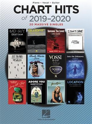 CHART HITS OF 2019-2020