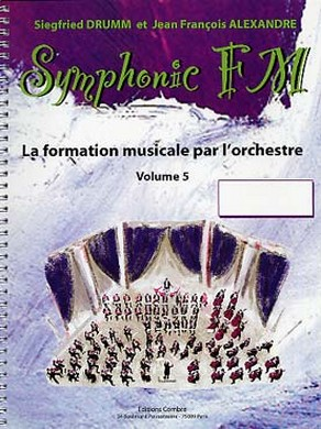 SYMPHONIC FM VOL 5 PERCUSSION (ELEVE)