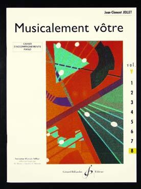 MUSICALEMENT VOTRE VOL 8 PROF