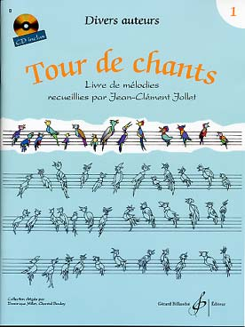 TOUR DE CHANTS VOL 1
