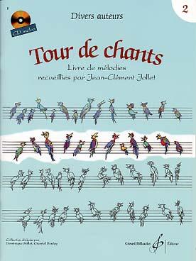 TOUR DE CHANTS VOL 2