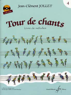 TOUR DE CHANTS VOL 4