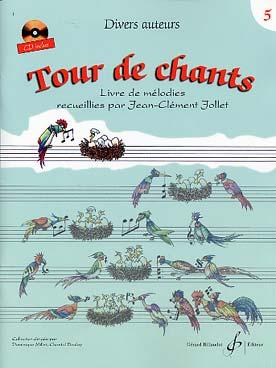 TOUR DE CHANTS VOL 5