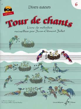 TOUR DE CHANTS VOL 6