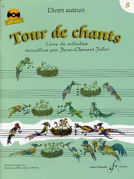 TOUR DE CHANTS VOL 8