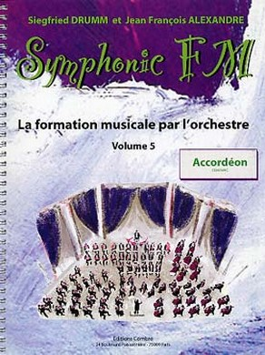 SYMPHONIC FM VOL 5 ACCORDEON (ELEVE)