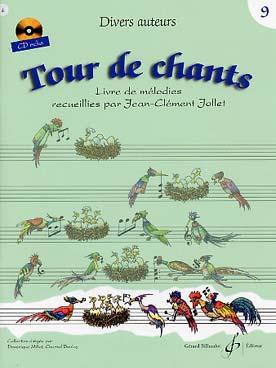 TOUR DE CHANTS VOL 9