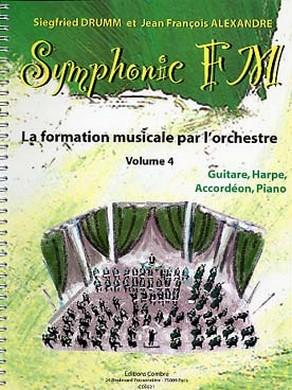 SYMPHONIC FM VOL 4 GUITARE PIANO (ELEVE)
