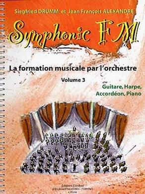 SYMPHONIC FM VOL 3 GUITARE PIANO (ELEVE)