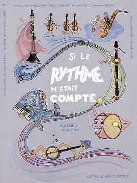 SI LE RYTHME M\'ETAIT COMPTE VOL 2