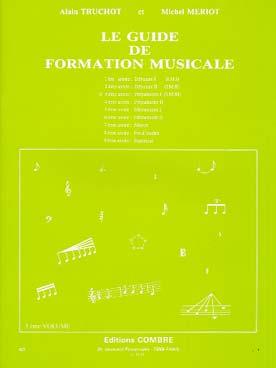 GUIDE DE FORMATION MUSICALE VOL 3