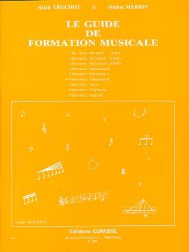 GUIDE DE FORMATION MUSICALE VOL 6