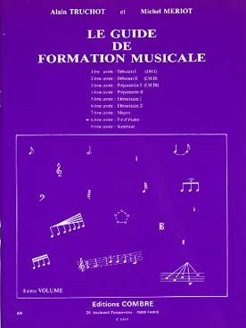 GUIDE DE FORMATION MUSICALE VOL 8