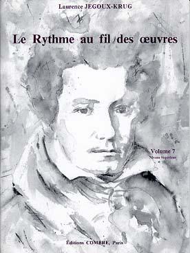 LE RYTHME AU FIL DES OEUVRES VOL 7