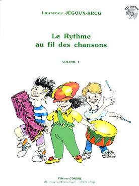 LE RYTHME AU FIL DES CHANSONS VOL 1