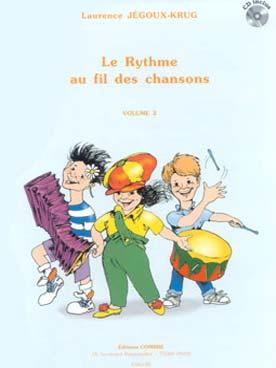 LE RYTHME AU FIL DES CHANSONS VOL 2