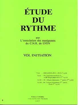 ETUDE DU RYTHME VOL INITIATION