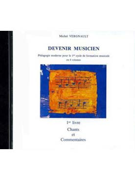 CD DEVENIR MUSICIEN VOL 1