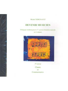 CD DEVENIR MUSICIEN VOL 3