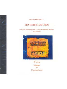 CD DEVENIR MUSICIEN VOL 4
