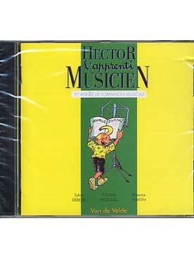 CD HECTOR APPRENTI MUSICIEN VOL 1