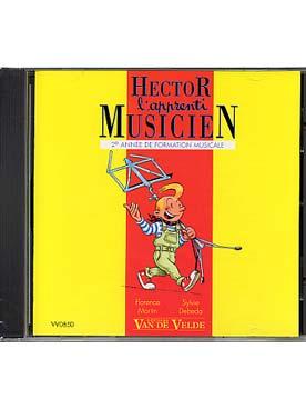 CD HECTOR APPRENTI MUSICIEN VOL 2