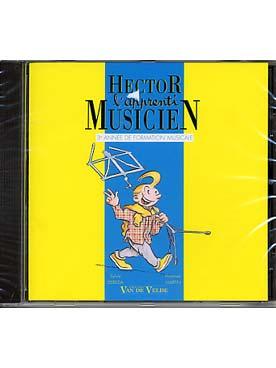 CD HECTOR APPRENTI MUSICIEN VOL 3
