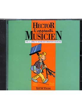 CD HECTOR APPRENTI MUSICIEN VOL 4