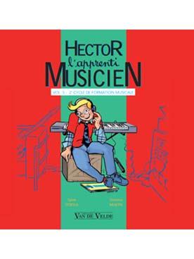 CD HECTOR APPRENTI MUSICIEN VOL 5
