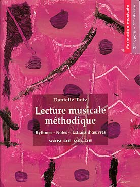 LA LECTURE MUSICALE METHODIQUE VOL 1