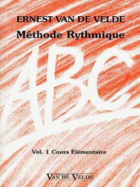 ABC METHODE RYTHMIQUE VOL 1