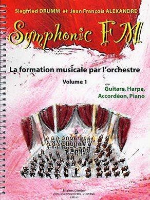 SYMPHONIC FM VOL 1 GUITARE PIANO