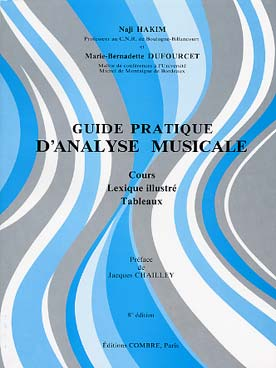 GUIDE PRATIQUE ANALYSE MUSICALE