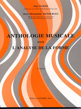 ANTHOLOGIE MUSICALE