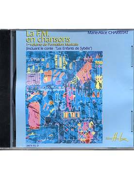 CD LA FM EN CHANSONS