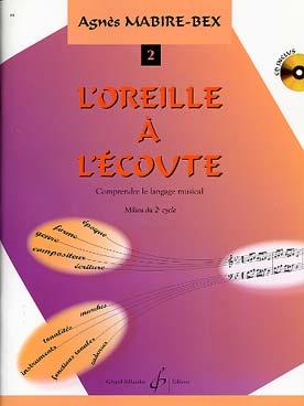DE L\'OREILLE A L\'ECOUTE VOL 2