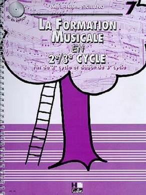 LA FORMATION MUSICALE EN 2/3ème CYCLE VOL 7